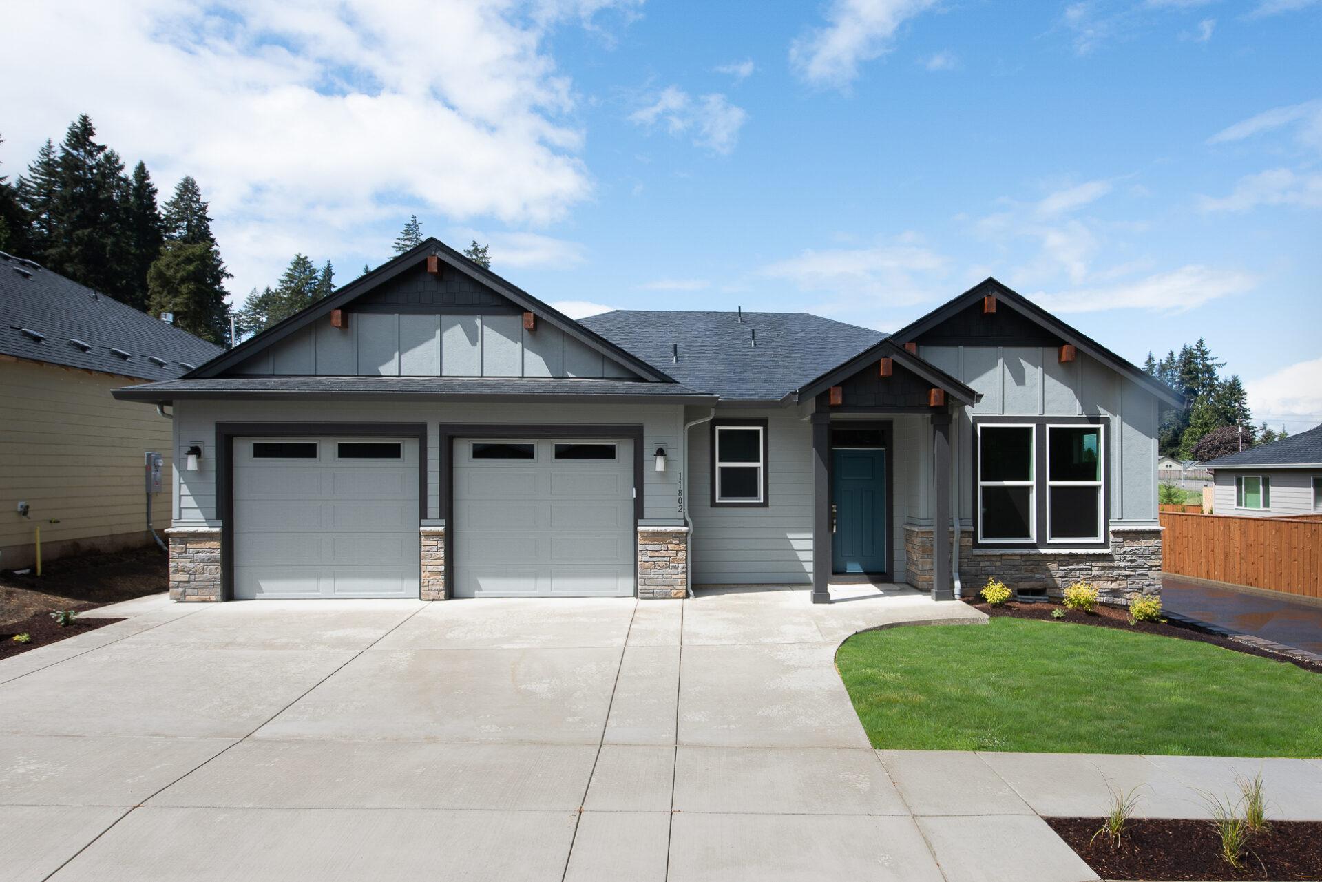 Everett Plan by Evergreen Homes