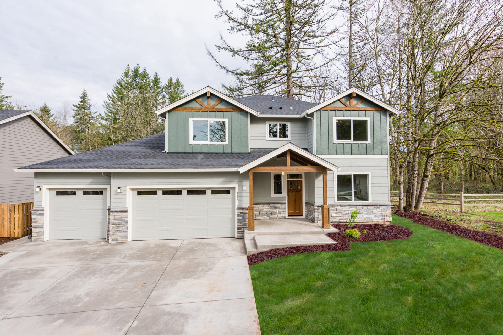 Vanstone Plan by Evergreen Homes