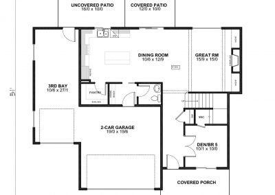 Arden Plan by Evergreen Homes
