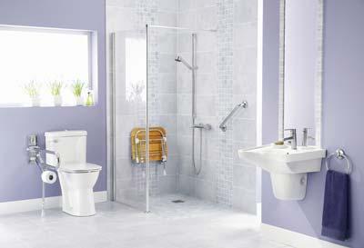 Handicap Accessible Bathroom Evergreen Homes NW