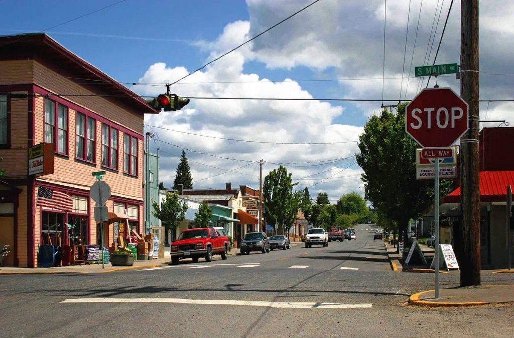 The Vibrant Ridgefield Community