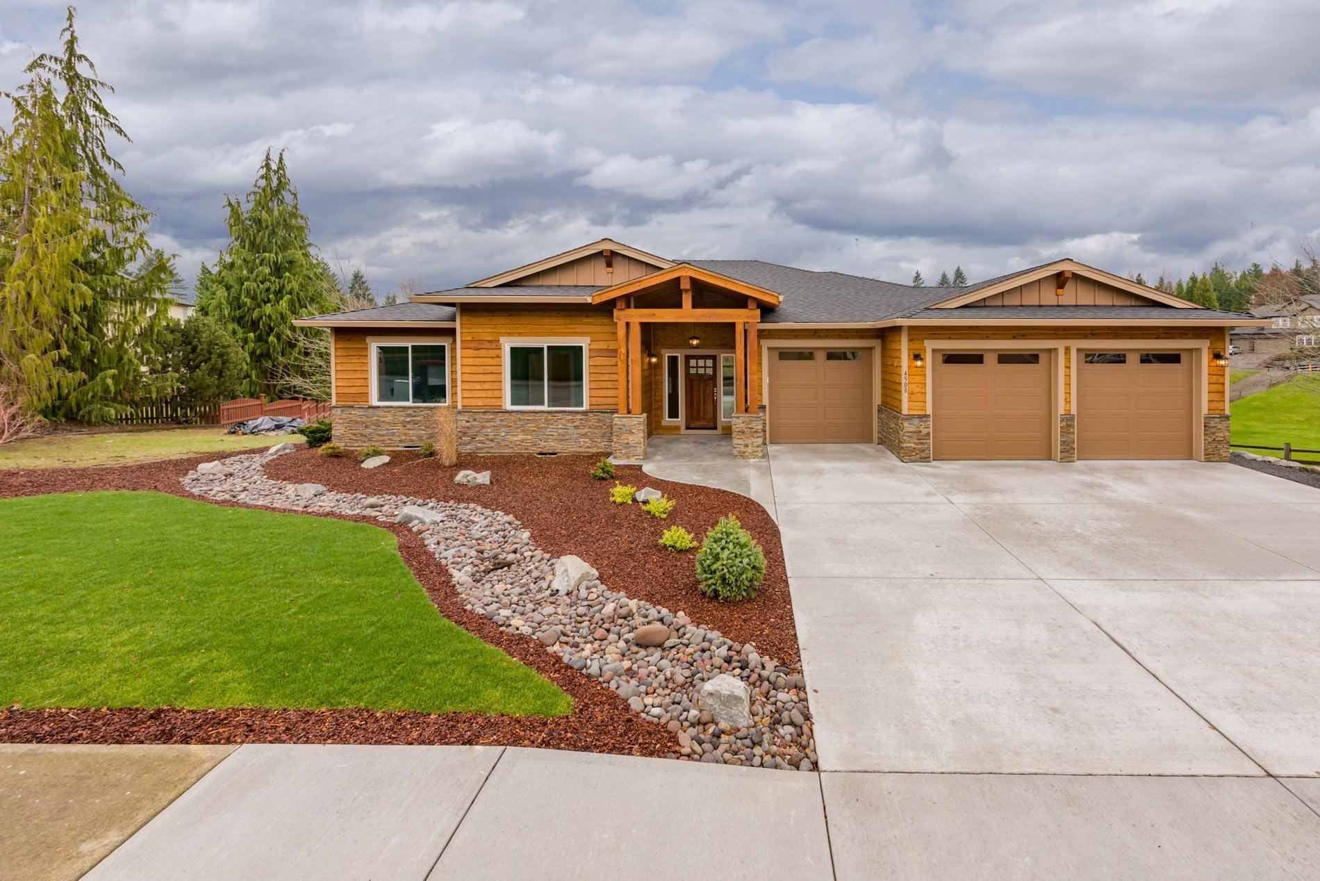 Custom Home Builders Vancouver WA: Evergreen Homes