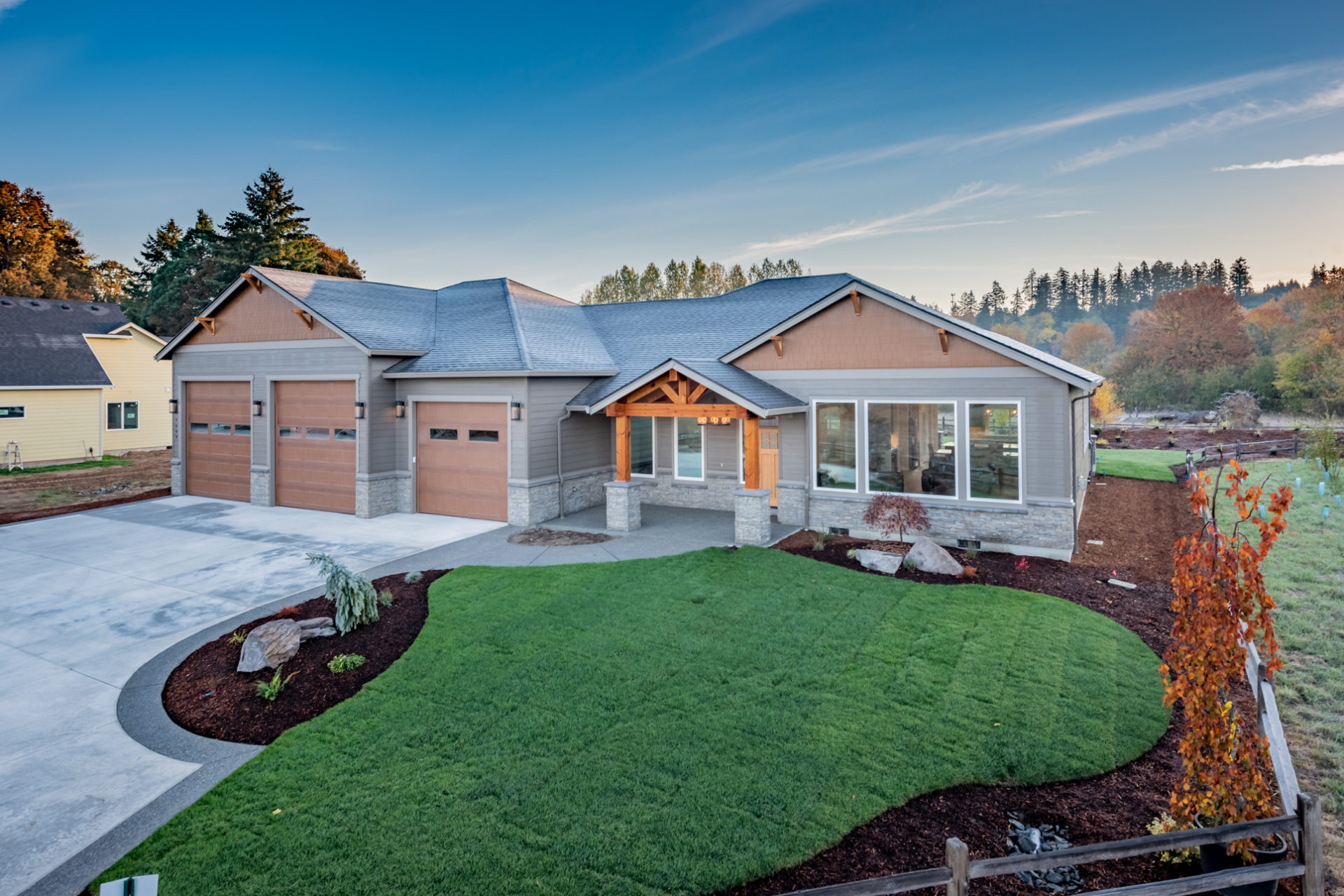 washington home builders