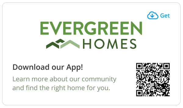 Shopping for a new home is easy with our custom app!